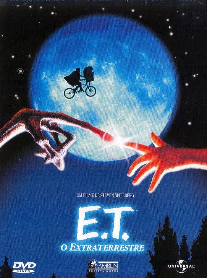E.T. - O Extraterrestre - Filme 1982 - AdoroCinema