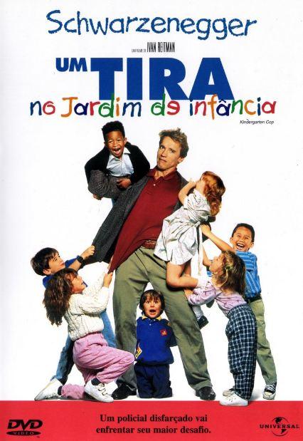 Um Tira no Jardim de Infância - Filme 1990 - AdoroCinema