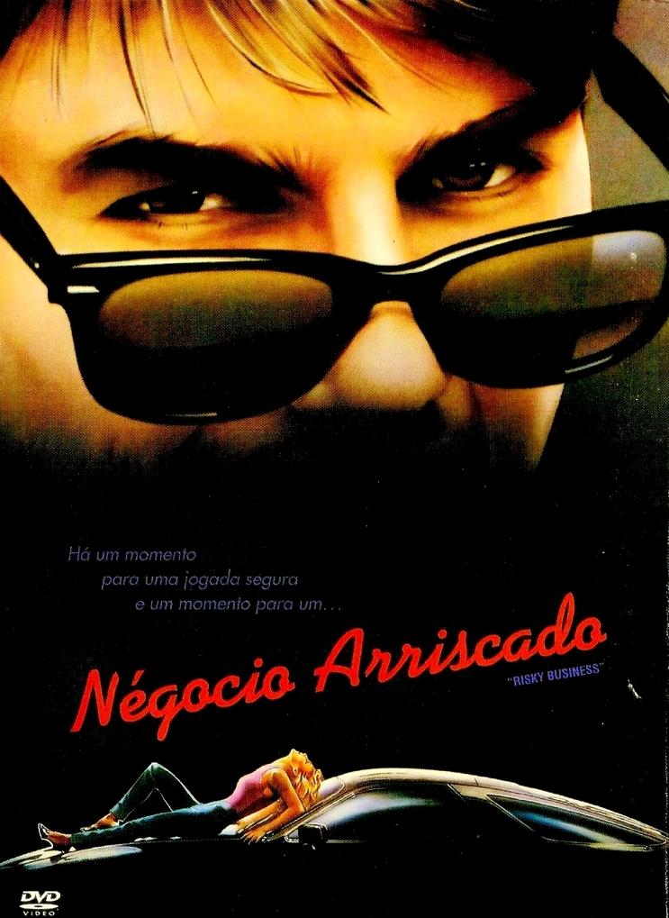 Negócio Arriscado - Filme 1983 - AdoroCinema