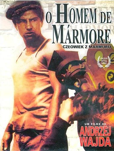 O Homem de Mármore - Filme 1977 - AdoroCinema