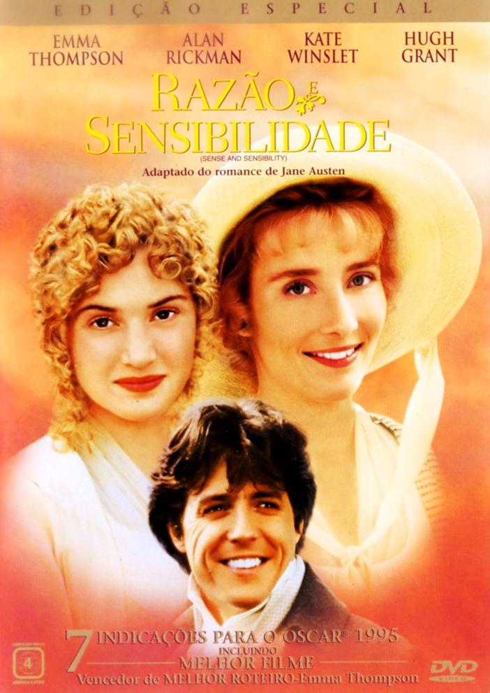 Razão e Sensibilidade - Filme 1995 - AdoroCinema