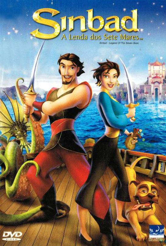 Sinbad: A Lenda dos Sete Mares (2003)