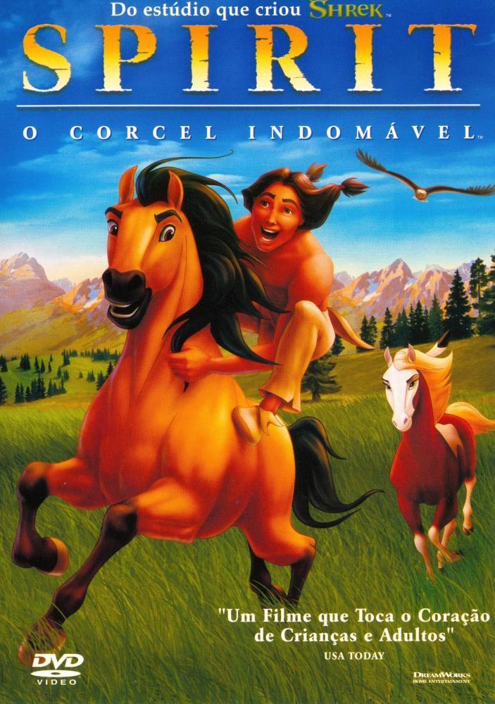 Spirit - O Corcel Indomável (2002)