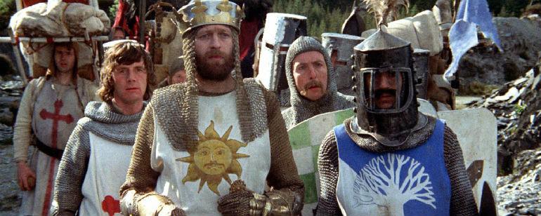 Filmes e séries de Monty Python vão chegar à Netflix - Notícias de ...
