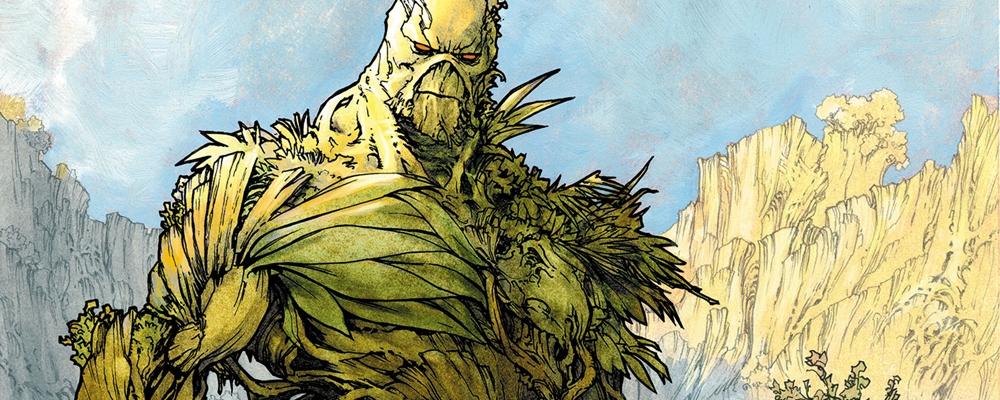 Swamp Thing: DC vai produzir série sobre o Monstro do Pântano ...