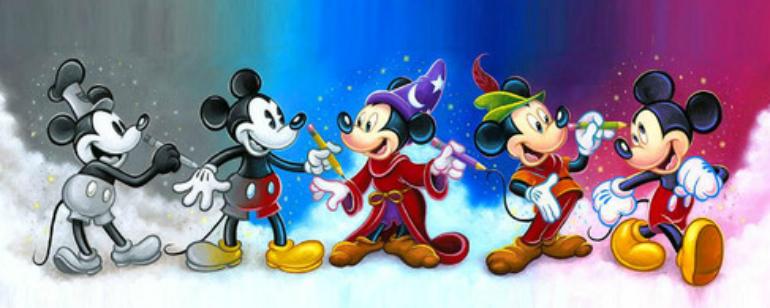 Mickey Mouse 90 Anos 10 Fatos Sobre O Camundongo Mais Amado Do
