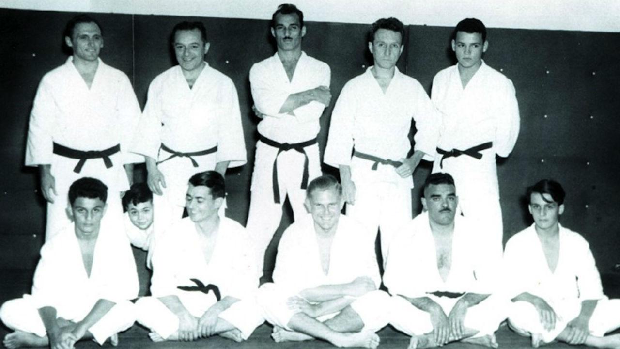 Historia do Jiu Jitsu