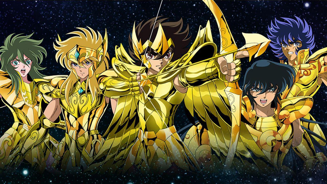 Os Cavaleiros do Zodíaco: Anime original está disponível na Netflix -  Notícias Visto na web - AdoroCinema