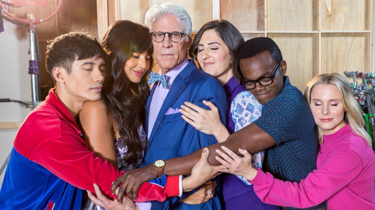 The Good Place: Episódio final terá 1h30 de duração - Notícias ...