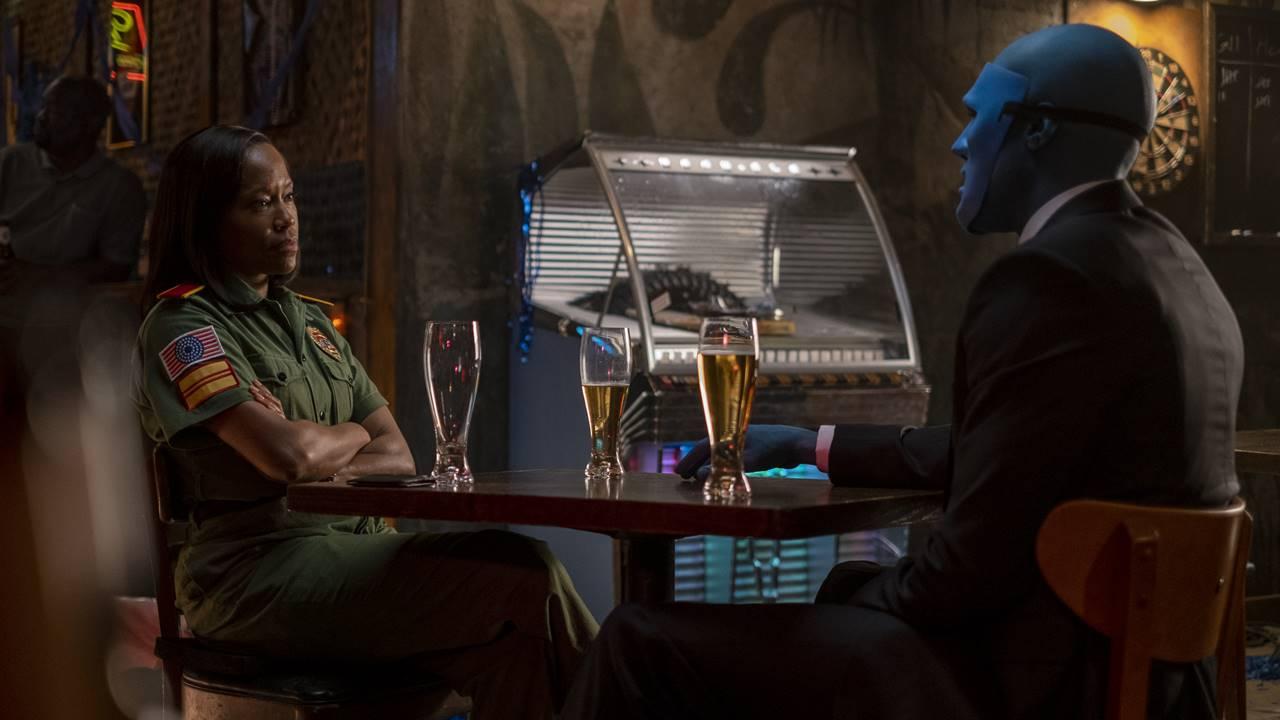 Watchmen; Dr. Manhattan; HBO