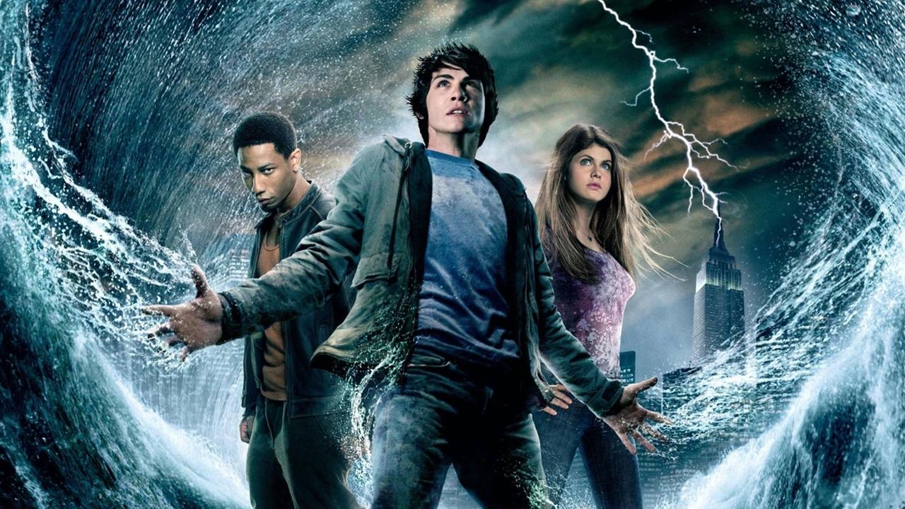 Autor de Percy Jackson está negociando nova adaptação com a Disney -  Notícias de cinema - AdoroCinema