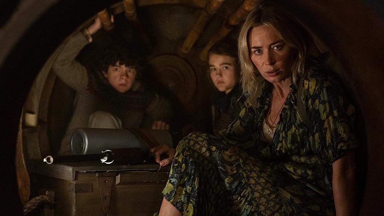 Um Lugar Silencioso   John Krasinski tem ideias para 3º filme