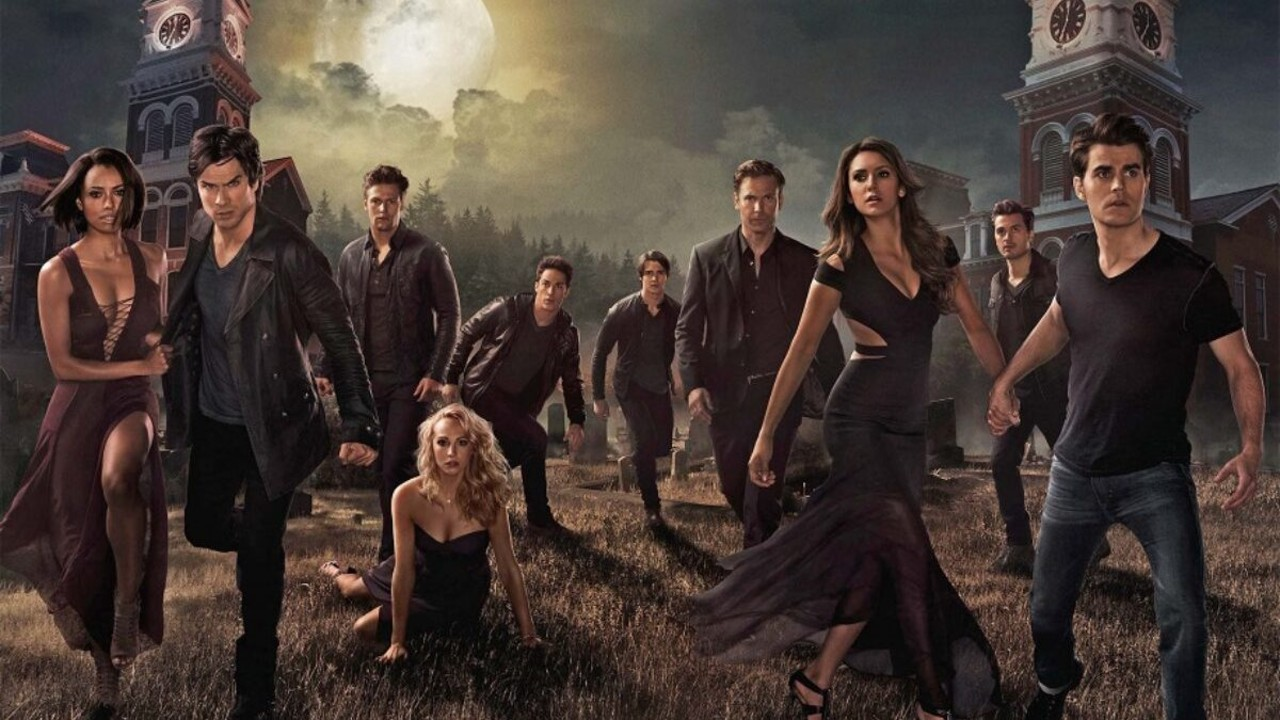 The Vampire Diaries: Por onde anda o elenco? - Notícias Visto na web -  AdoroCinema