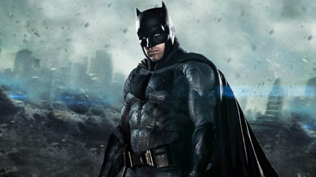 The Flash; Batman; Ben Affleck; Batfleck