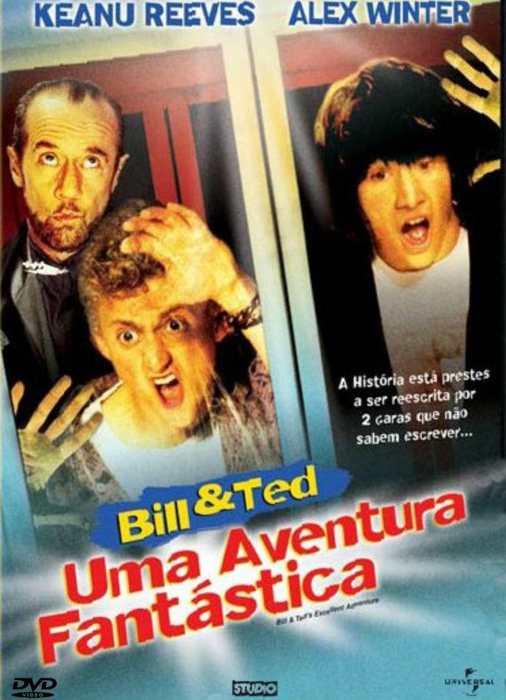 Bill & Ted - Uma Aventura Fantástica - Filme 1989 - AdoroCinema
