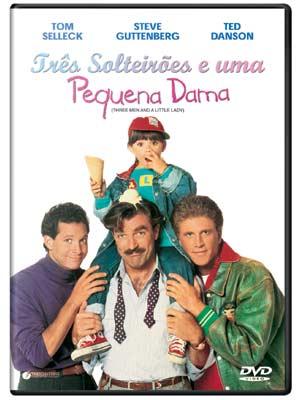 Três Solteirões e uma Pequena Dama - Filme 1990 - AdoroCinema