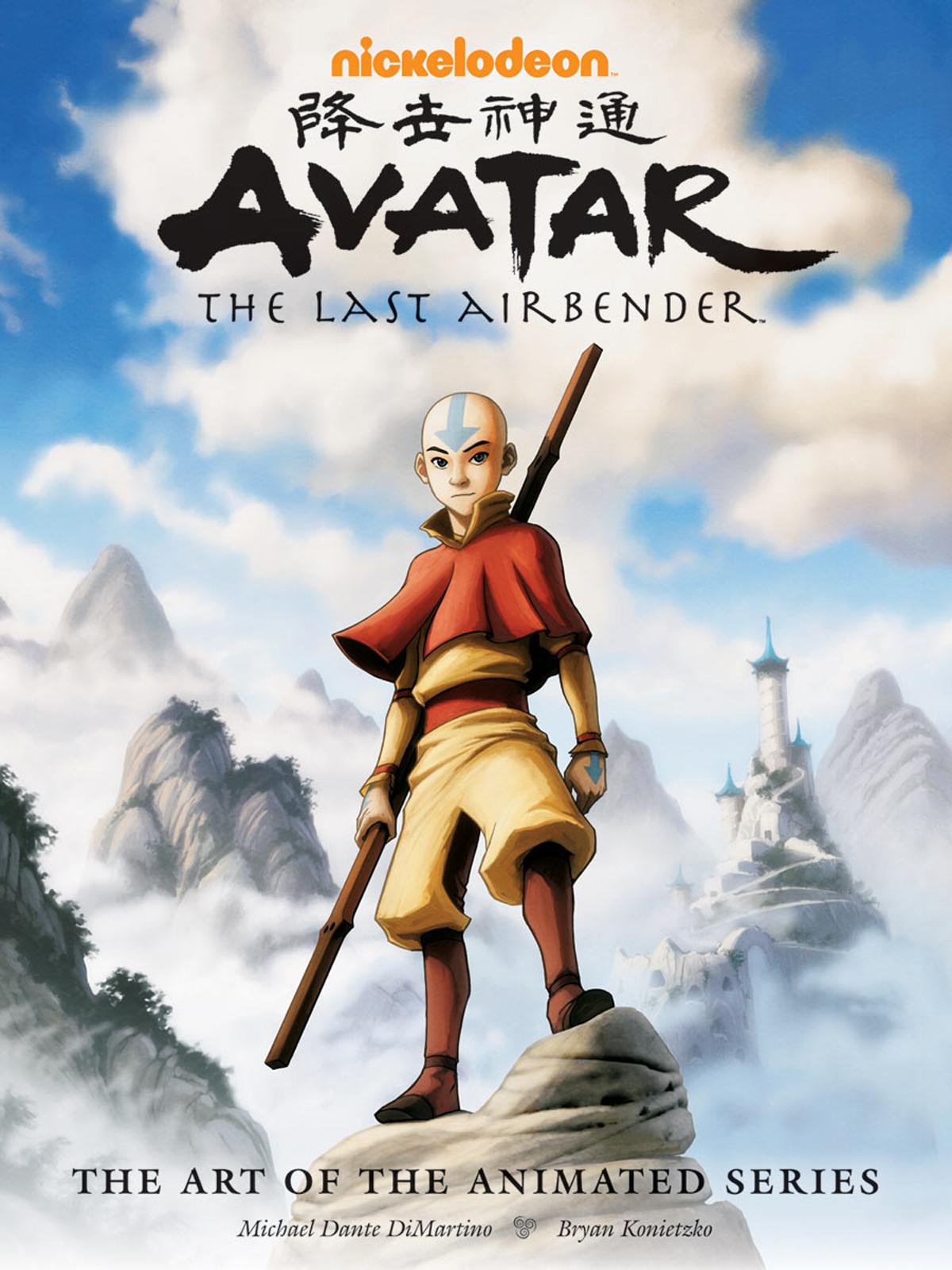 Avatar The Last Airbender Serie 2005 Adorocinema