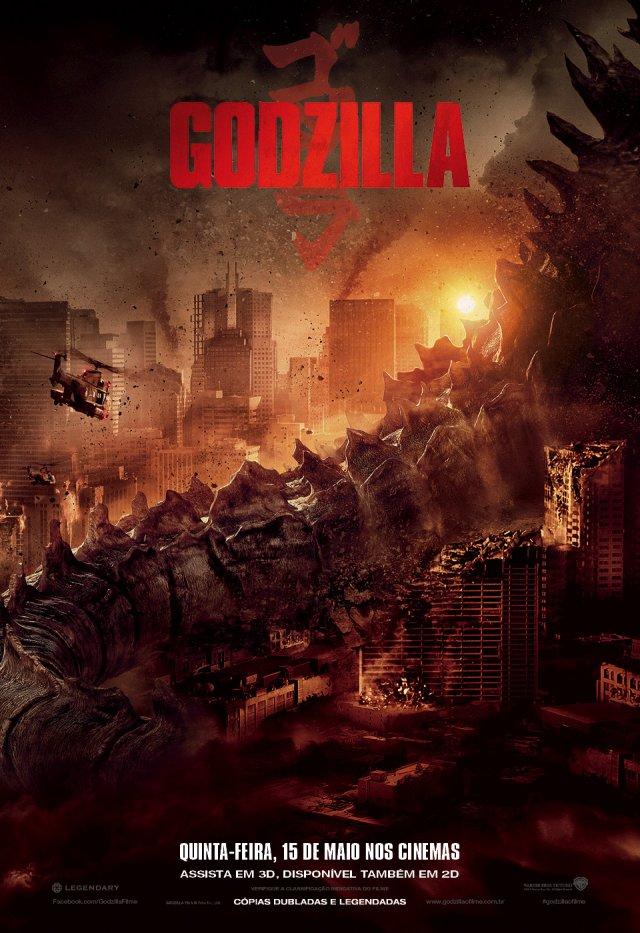 Resultado de imagem para Godzilla  adorocinema