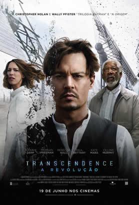 Transcendence - A Revolução - Filme 2014 - AdoroCinema
