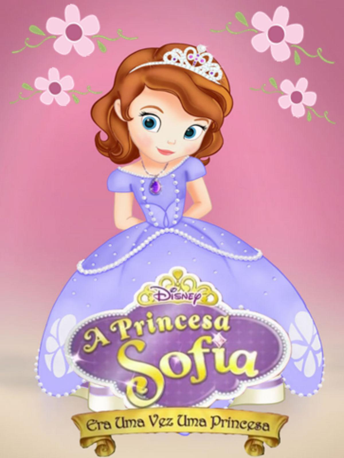 Princesinha Sofia Era Uma Vez Filme 2012 Adorocinema