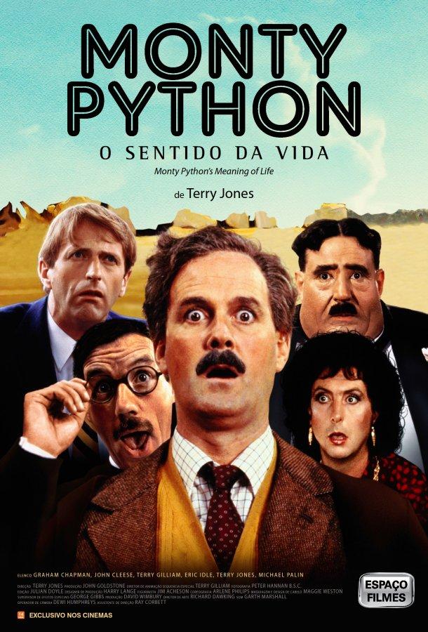 Resultado de imagem para Monty Python – O Sentido da Vida (1983)