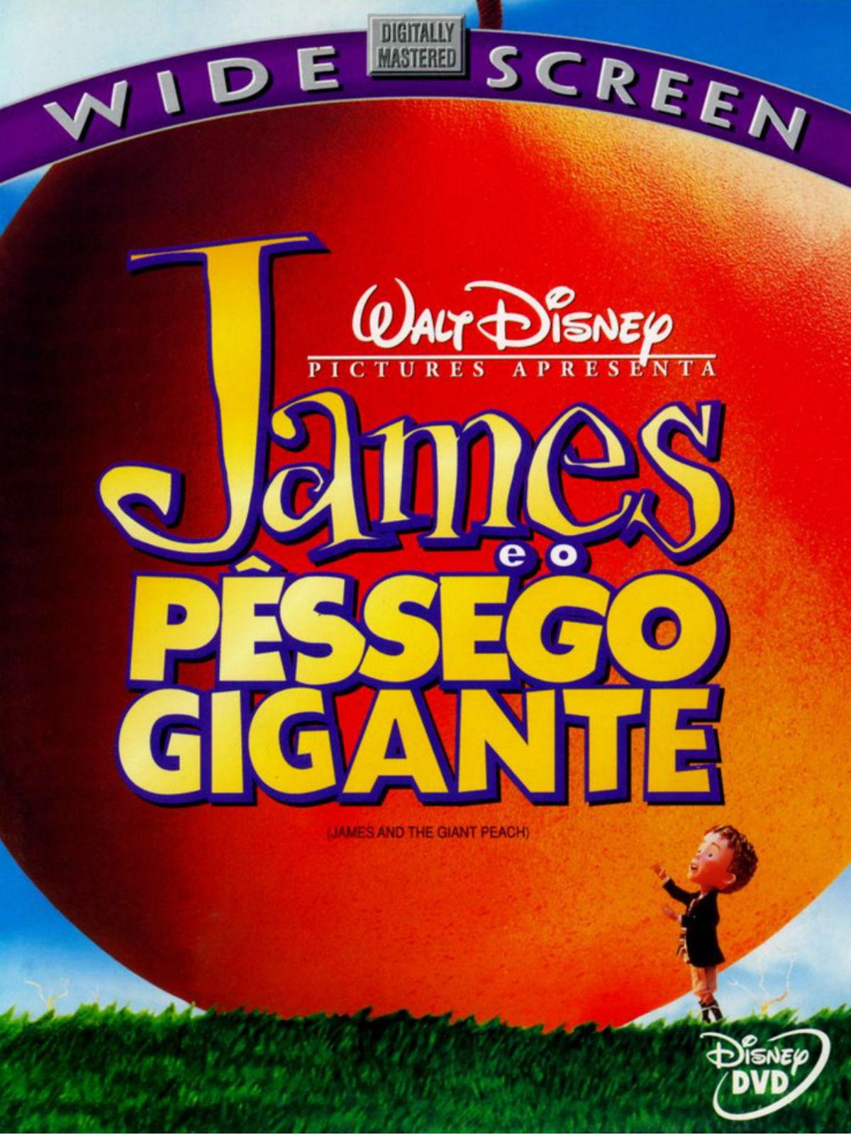 James e o Pêssego Gigante - Filme 1996 - AdoroCinema
