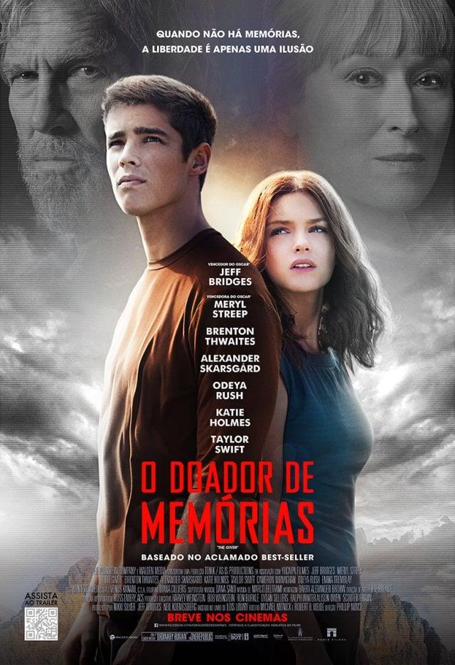 O Doador de Memórias - Filme 2014 - AdoroCinema