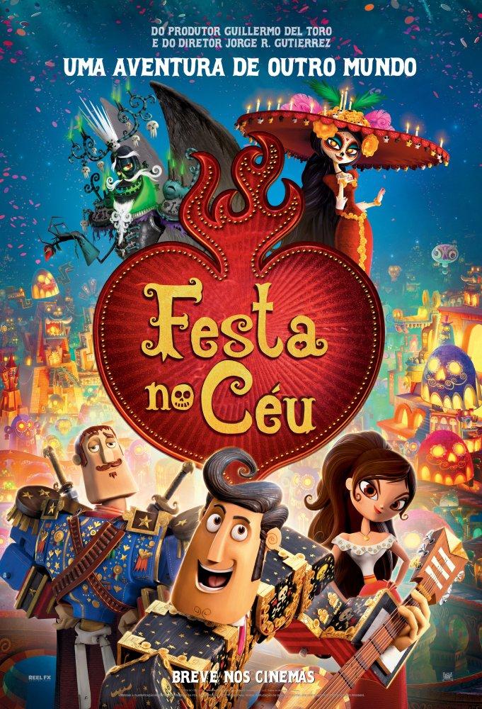 Festa no Céu - Filme 2014 - AdoroCinema