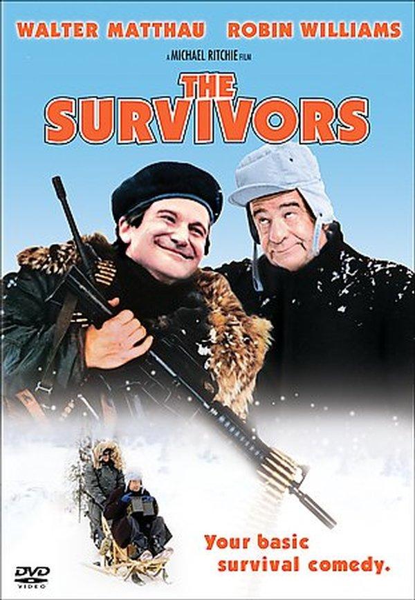 O Negócio é Sobreviver - Filme 1983 - AdoroCinema