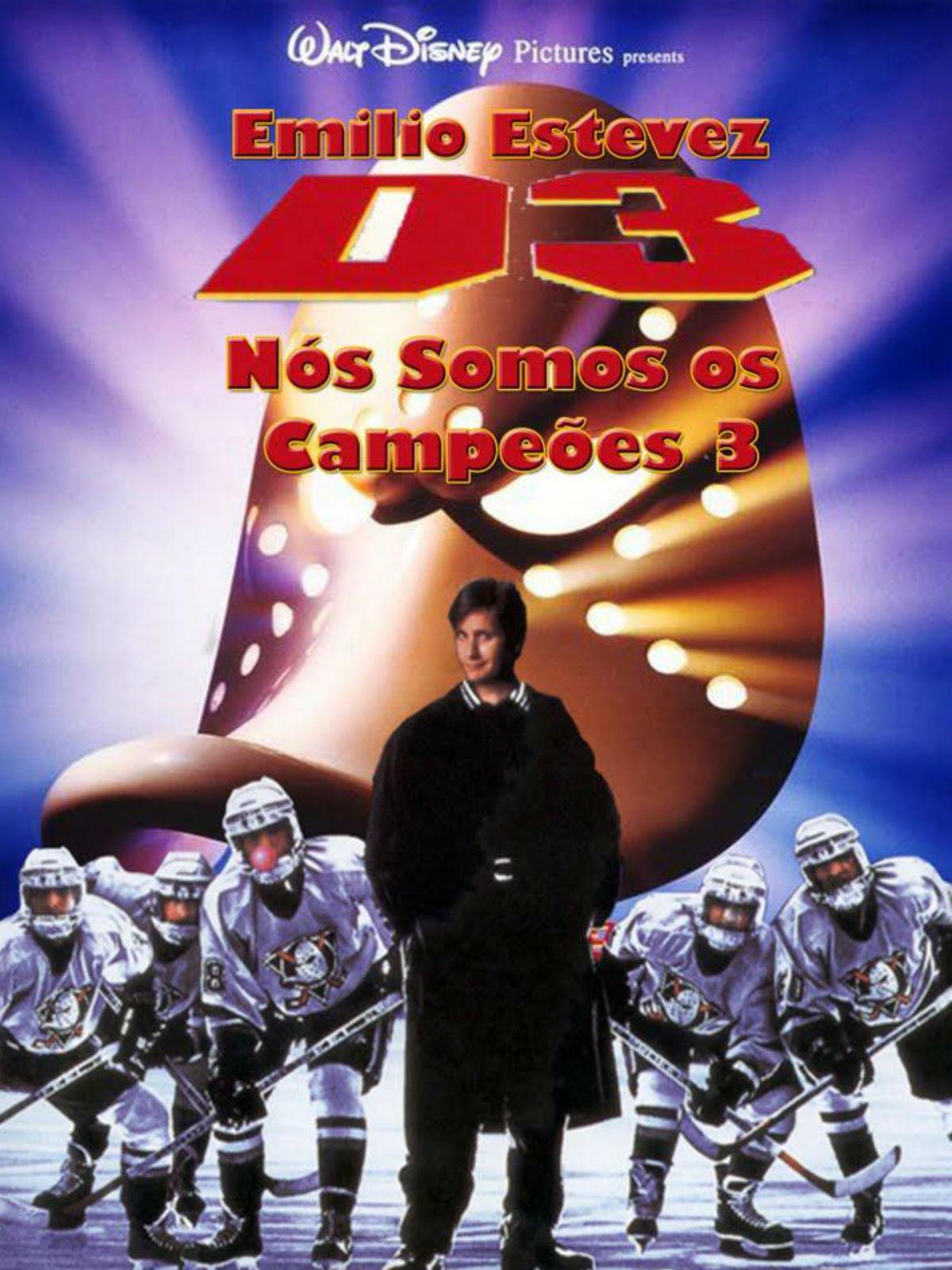 D3: Nós Somos os Campeões - Filme 1996 - AdoroCinema