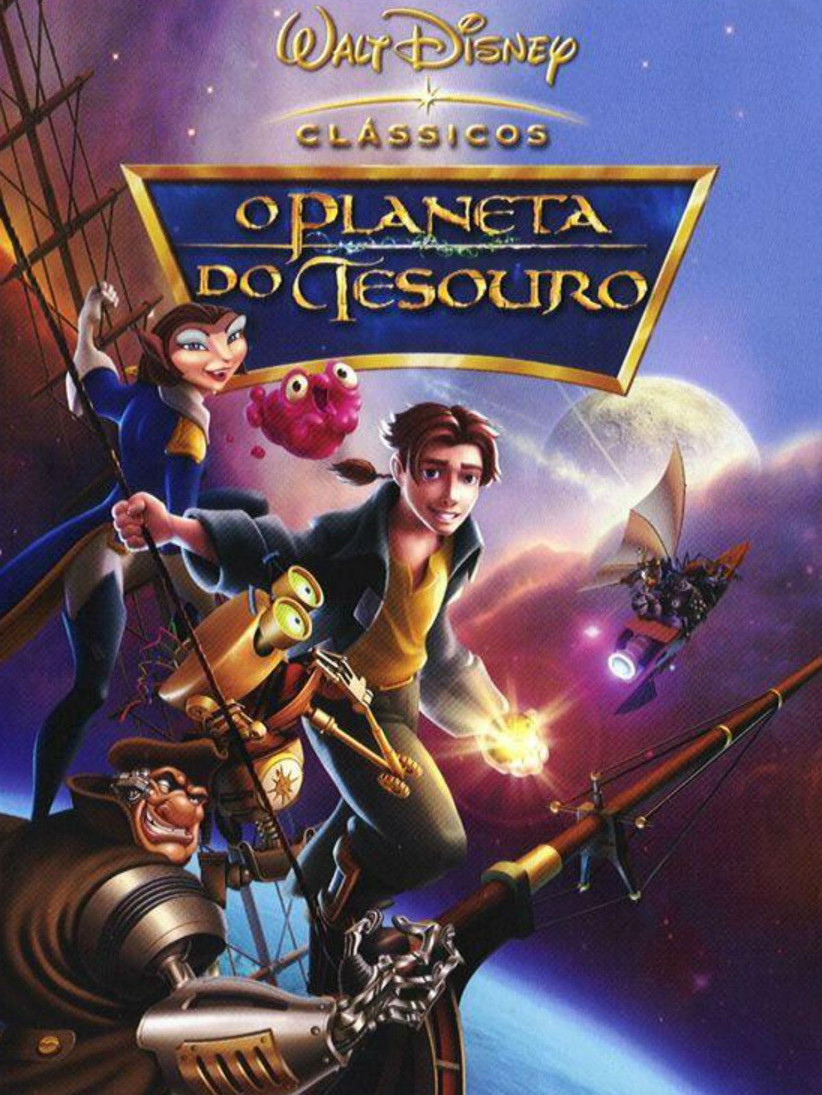 O Planeta Do Tesouro Filme 2002 Adorocinema