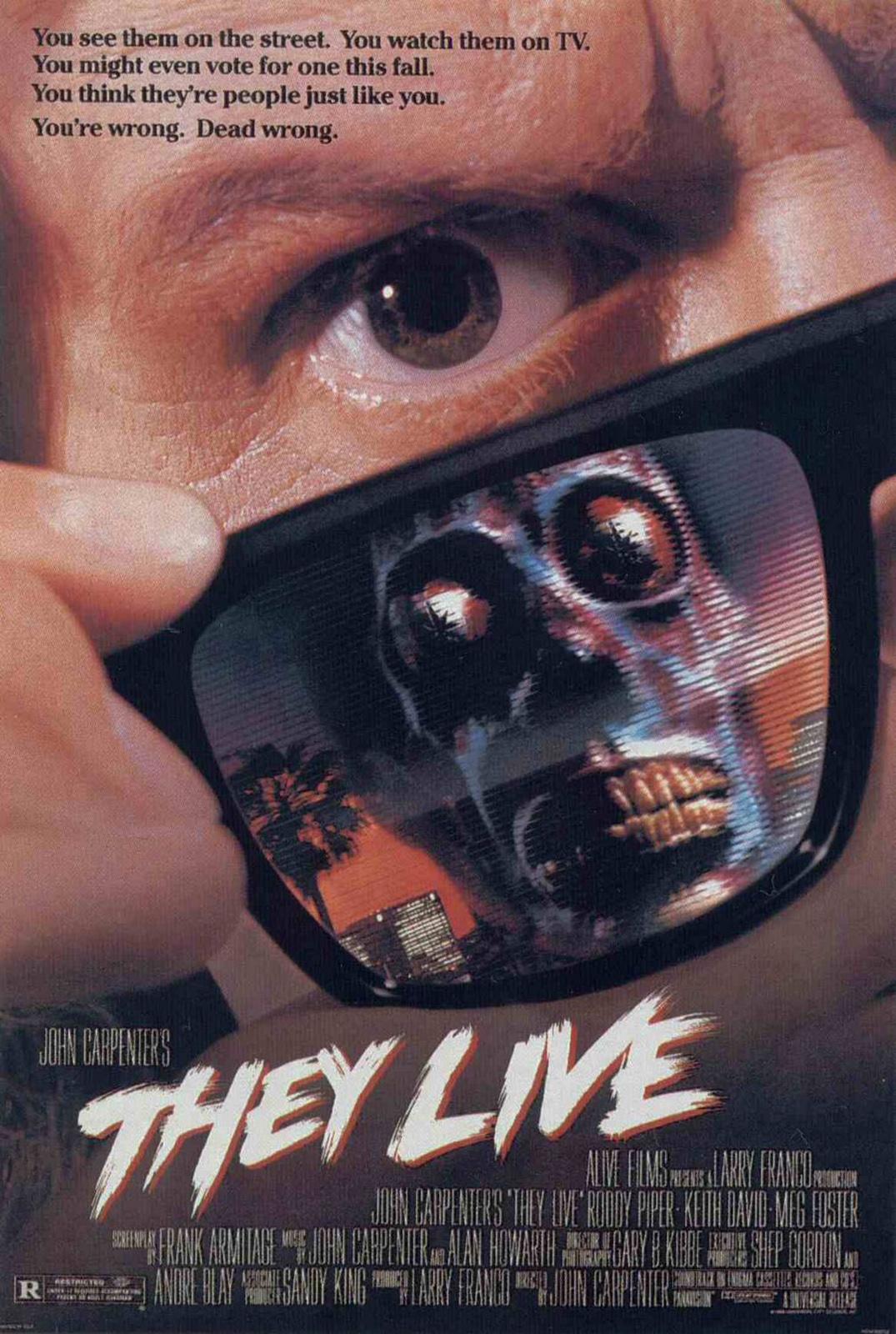 Eles Vivem - Filme 1988 - AdoroCinema