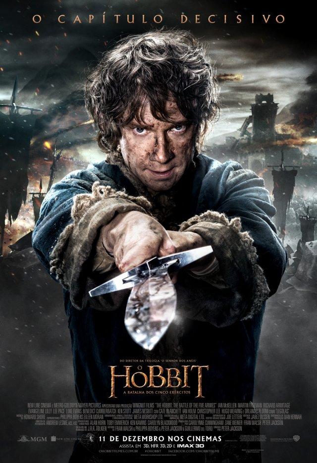 O Hobbit 3: A Batalha dos Cinco Exércitos - AdoroCinema