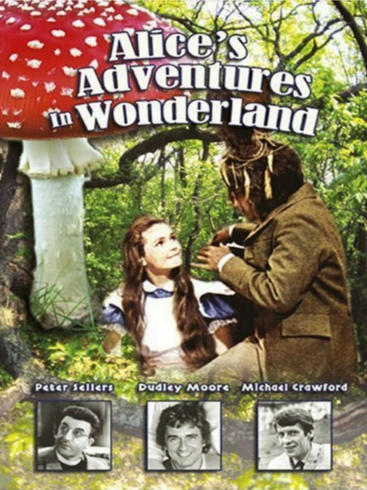 Alice Nos Pais Das Maravilhas Filme Online as aventuras de alice no país das maravilhas - filme 1972