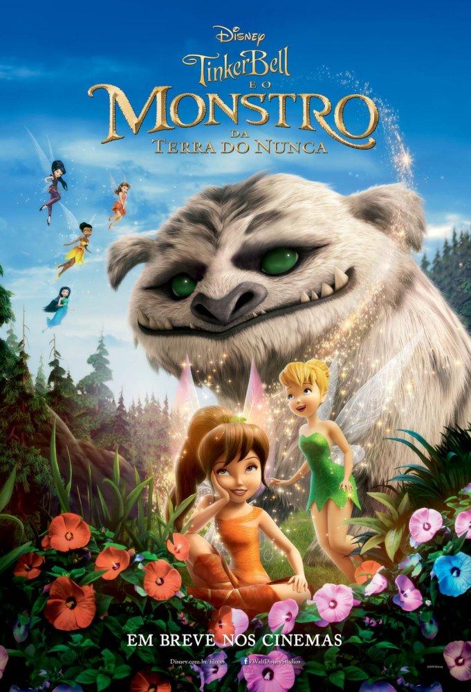 Tinker Bell E O Monstro Da Terra Do Nunca Filme 2014 Adorocinema
