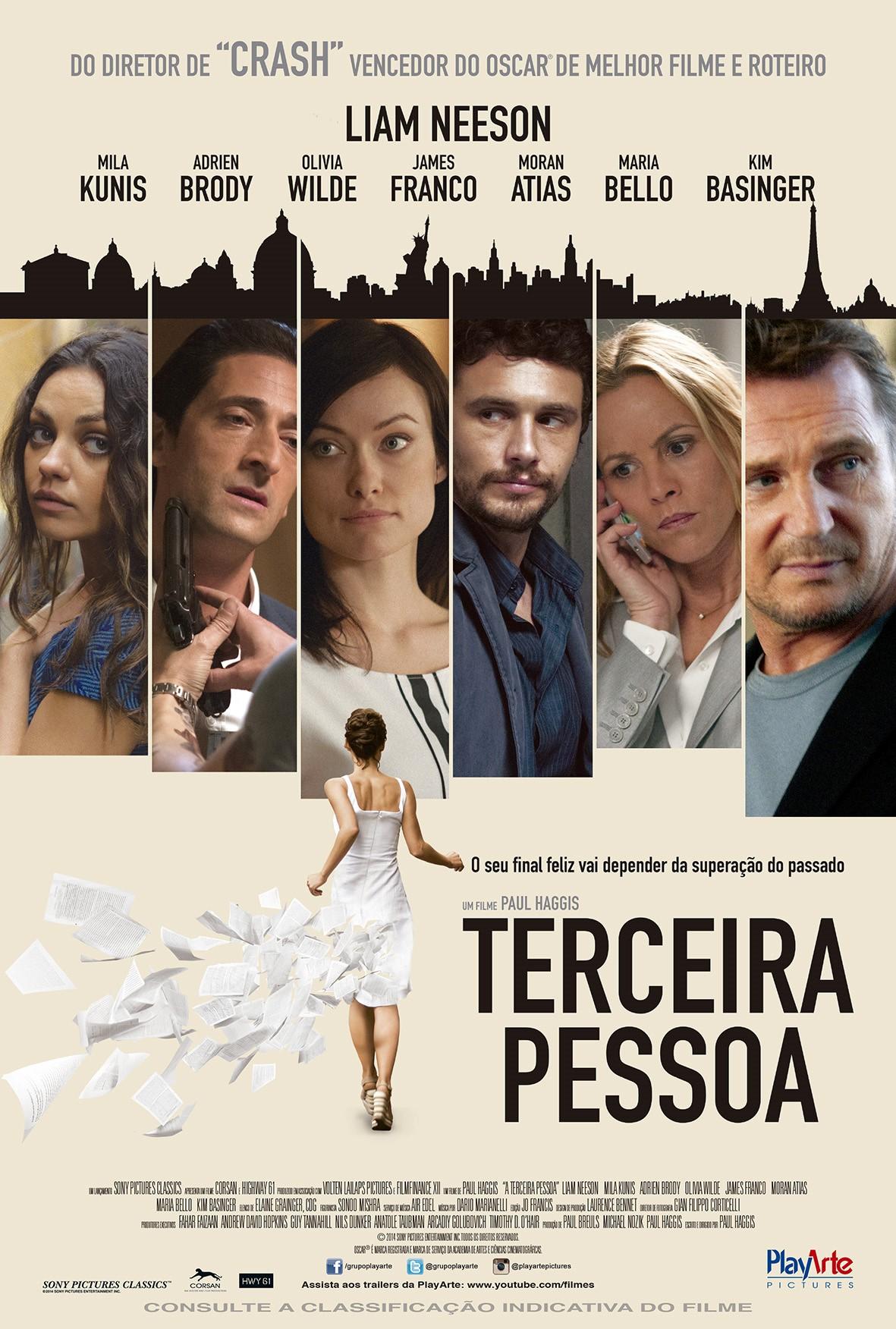 Terceira Pessoa - Filme 2013 - AdoroCinema