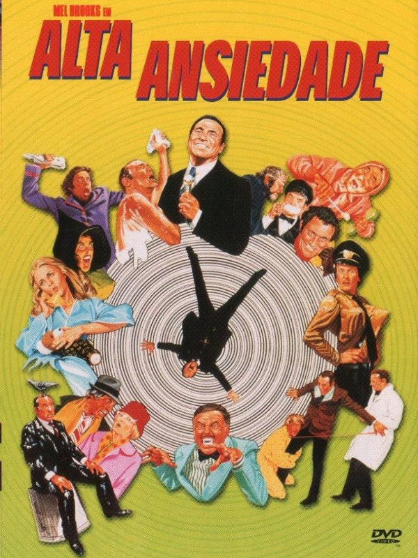 Alta Ansiedade - Filme 1977 - AdoroCinema