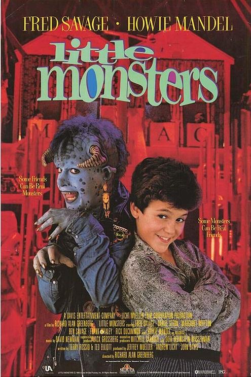 Os Monstrinhos - Filme 1989 - AdoroCinema