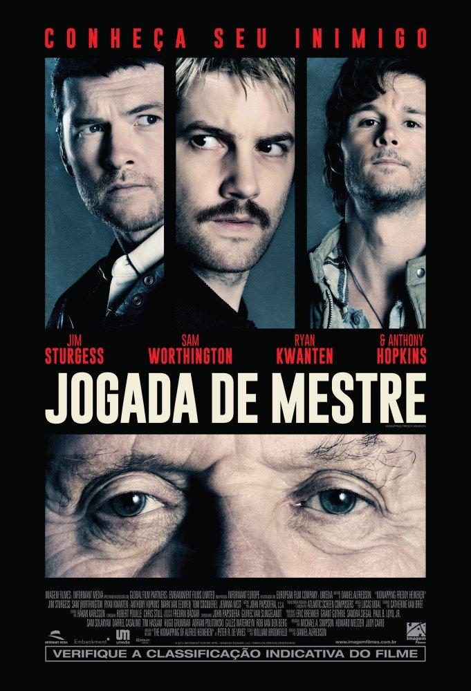 Jogada de Mestre - Filme 2015 - AdoroCinema