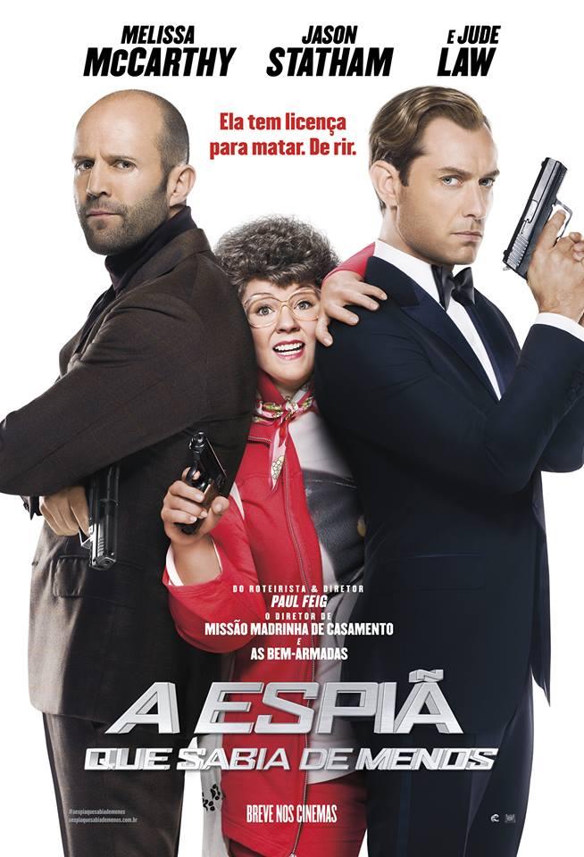 A Espiã que Sabia de Menos - Filme 2015 - AdoroCinema