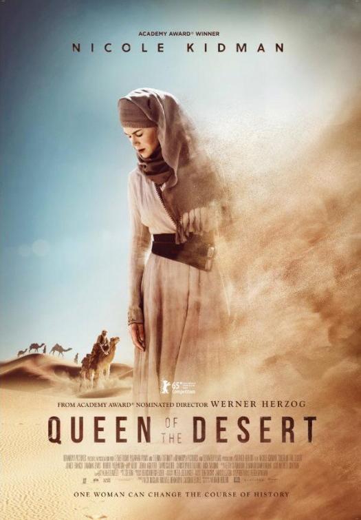 Rainha do Deserto: Críticas AdoroCinema