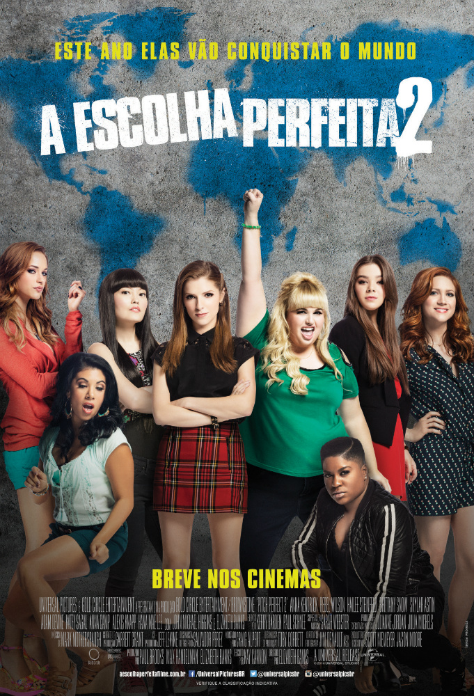 A Escolha Perfeita 2 - Filme 2015 - AdoroCinema