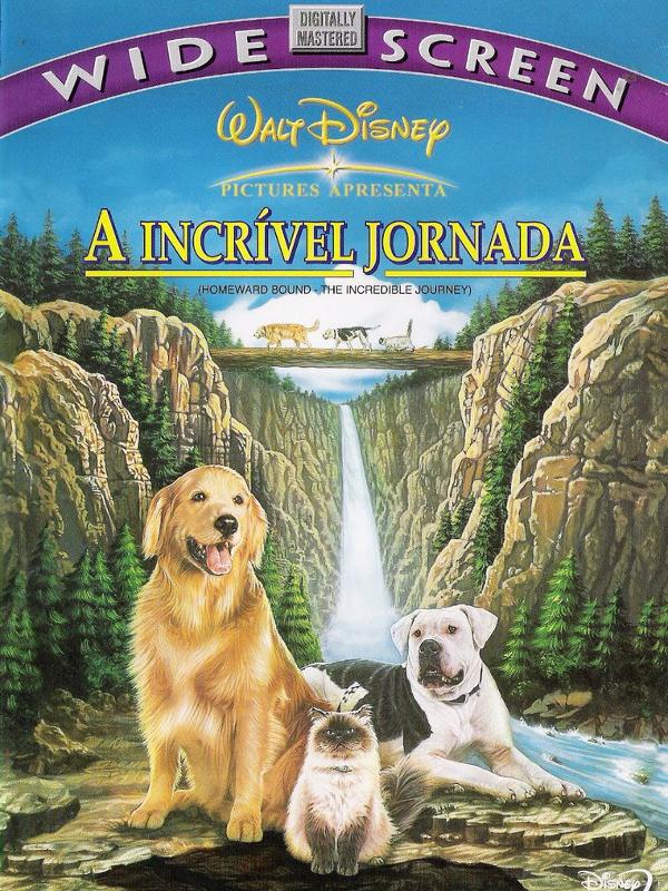 A Incrível Jornada - Filme 1992 - AdoroCinema