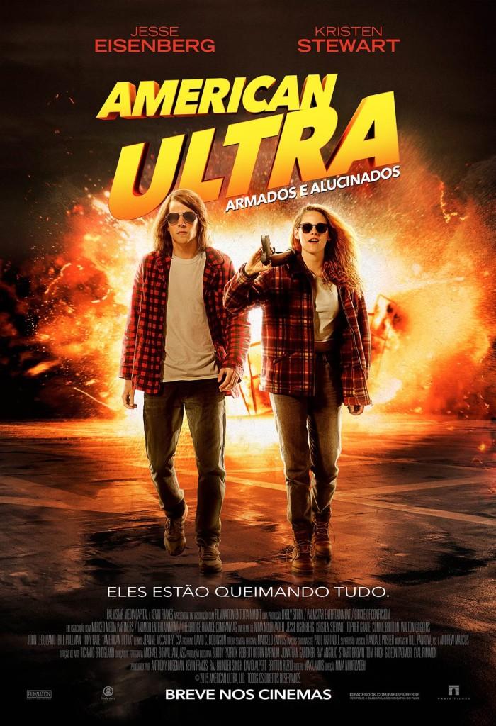 American Ultra: Armados e Alucinados - Filme 2015 - AdoroCinema