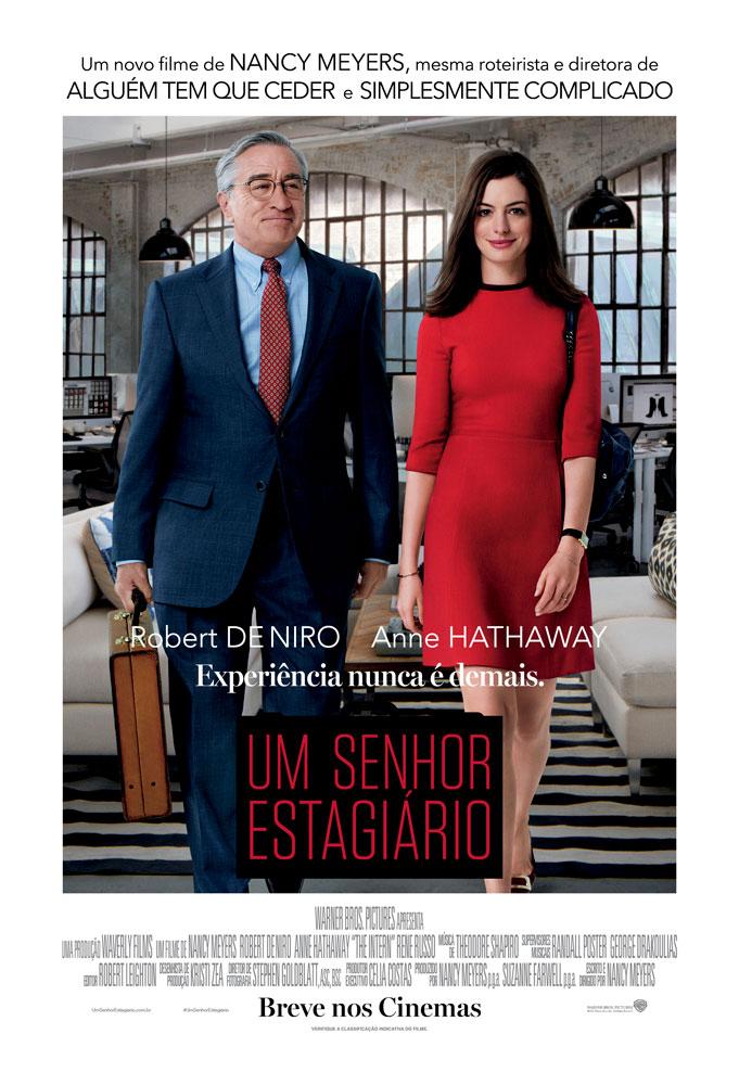 Um Senhor Estagiário - Filme 2015 - AdoroCinema