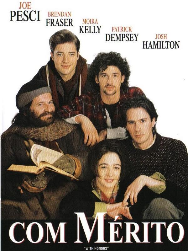 Com Mérito - Filme 1994 - AdoroCinema