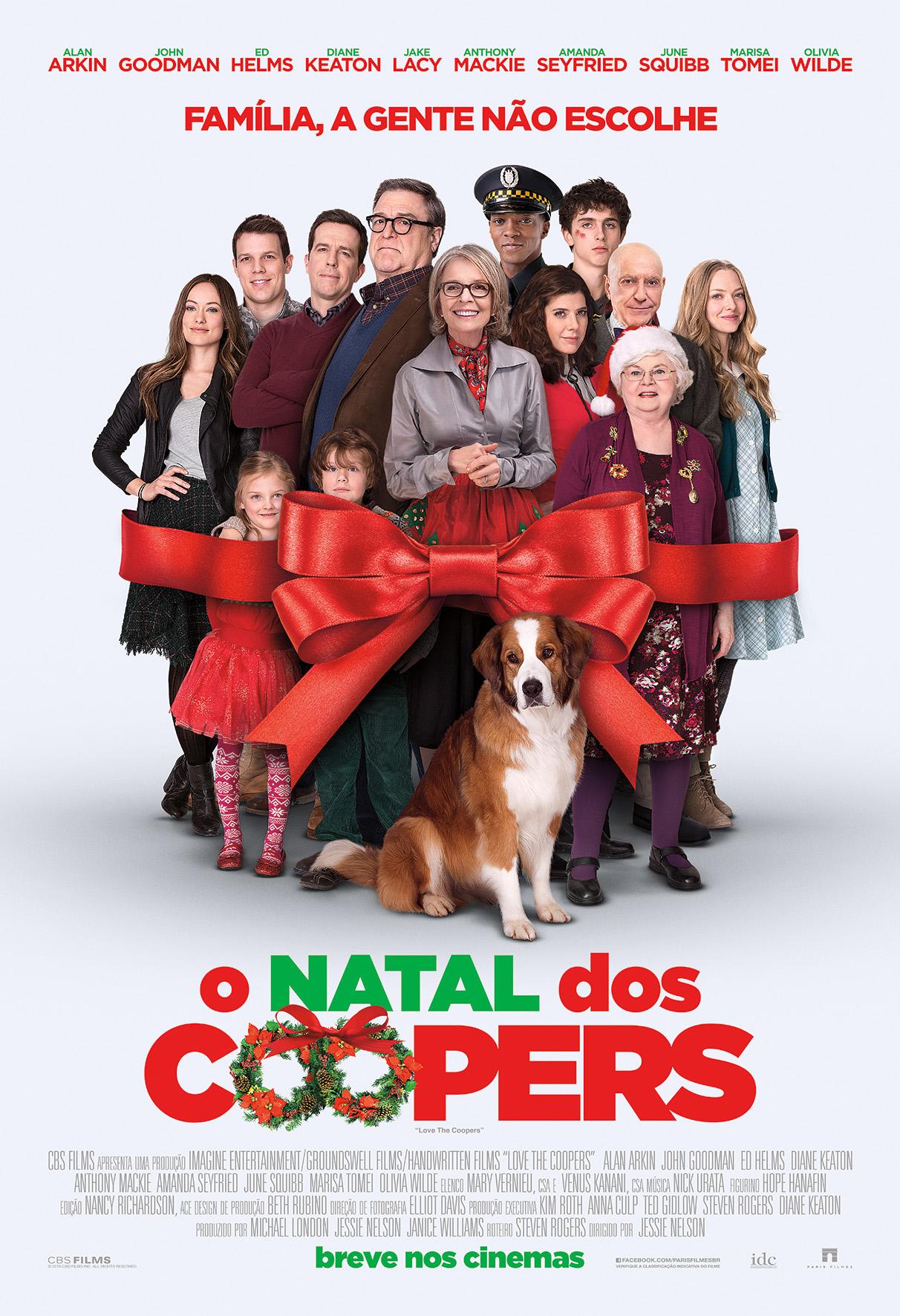 O Natal dos Coopers - Filme 2015 - AdoroCinema