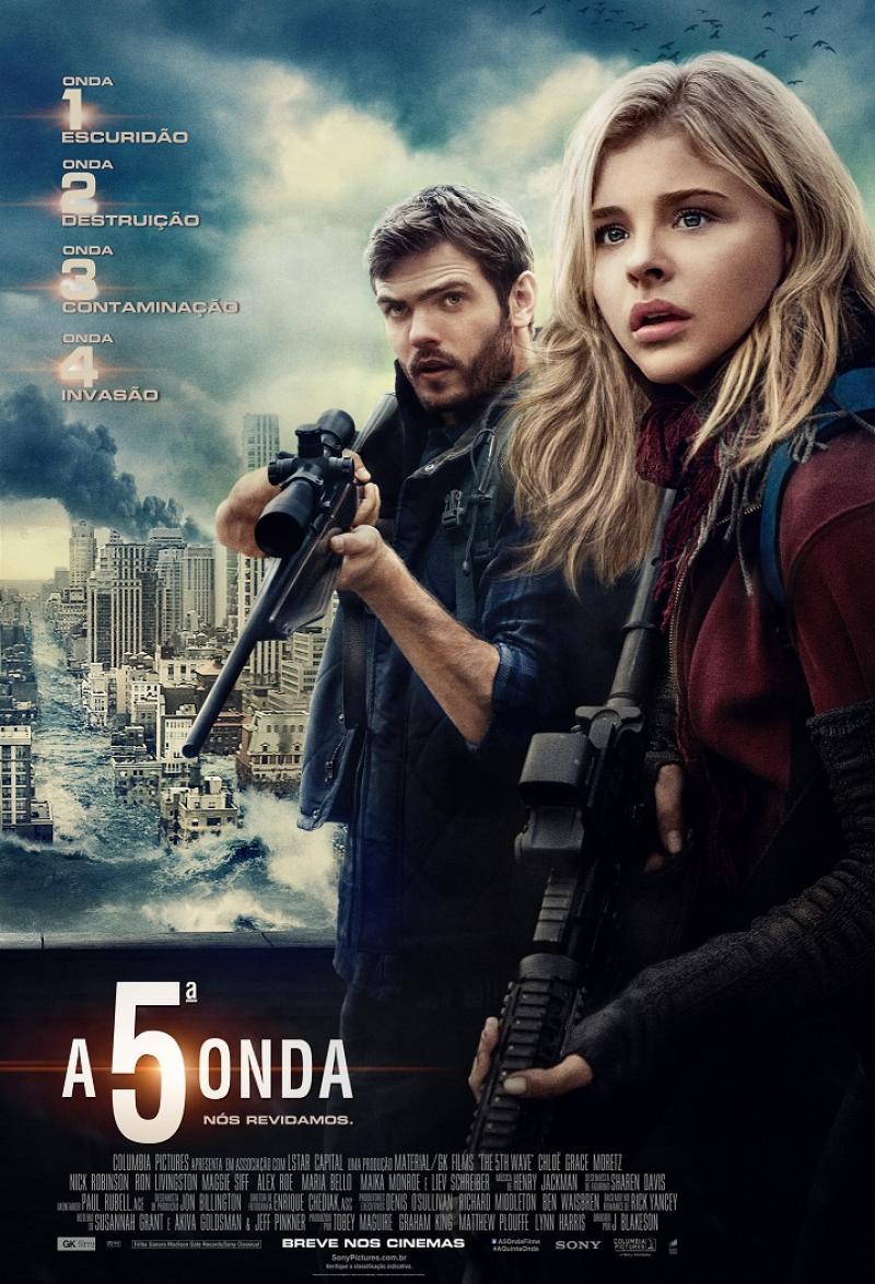 A 5ª Onda - Filme 2016 - AdoroCinema