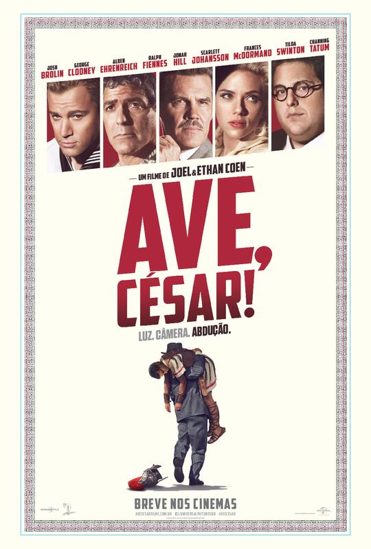 Ave, César! - Filme 2016 - AdoroCinema
