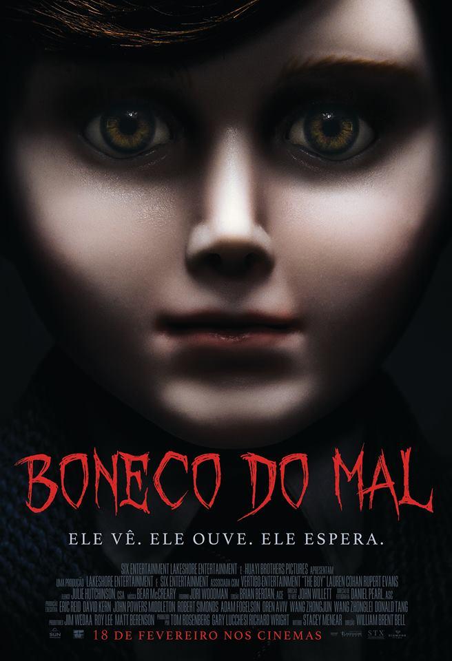 Boneco do Mal - Filme 2016 - AdoroCinema